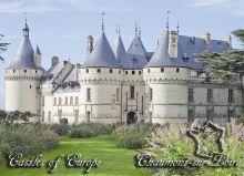 Замки Европы - Шомон-сюр-Луар